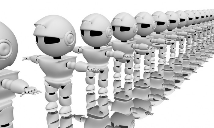 New Surveillance robot
