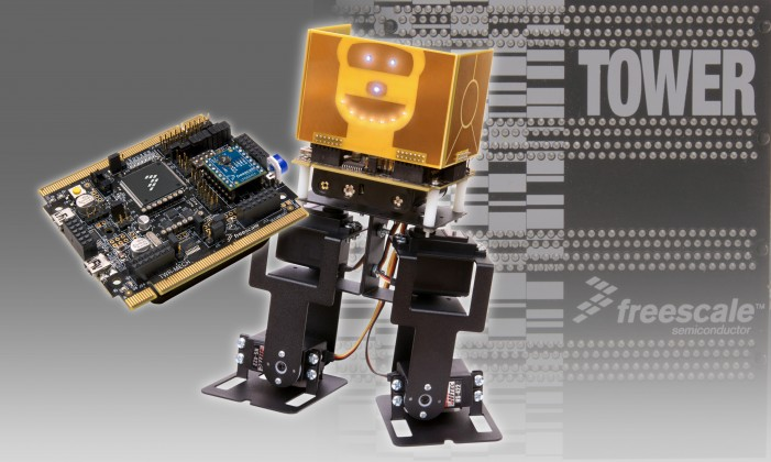Freescale Tower Mechatronics