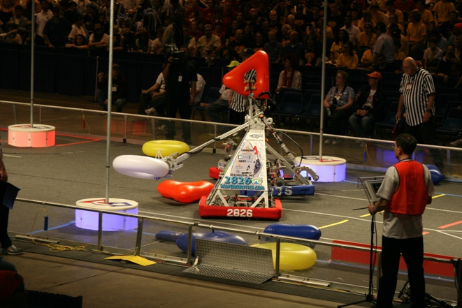 FIRST Robotics Empowers Emerging Engineers