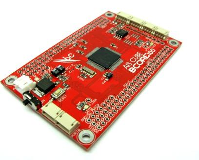 BlazingCore Microcontroller