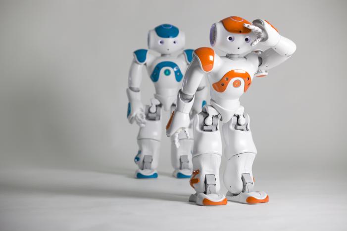 Nao next generation robot