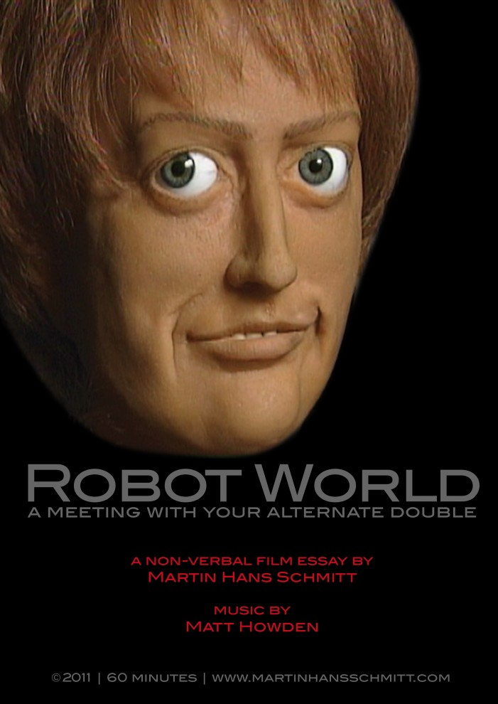 Robot World – A meeting with your alternate double