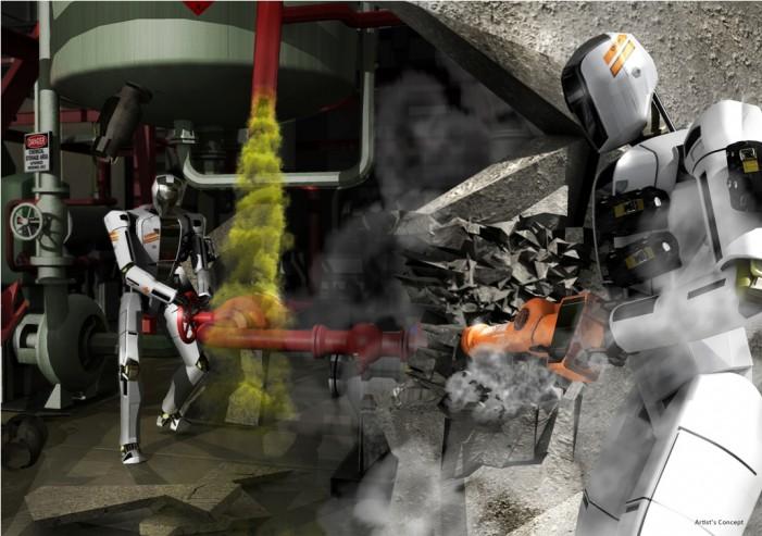 DARPA Robotic Challenge Seeks Humanoid Rescue Worker