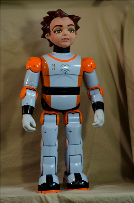 Zeno robot from Hanson Robokind
