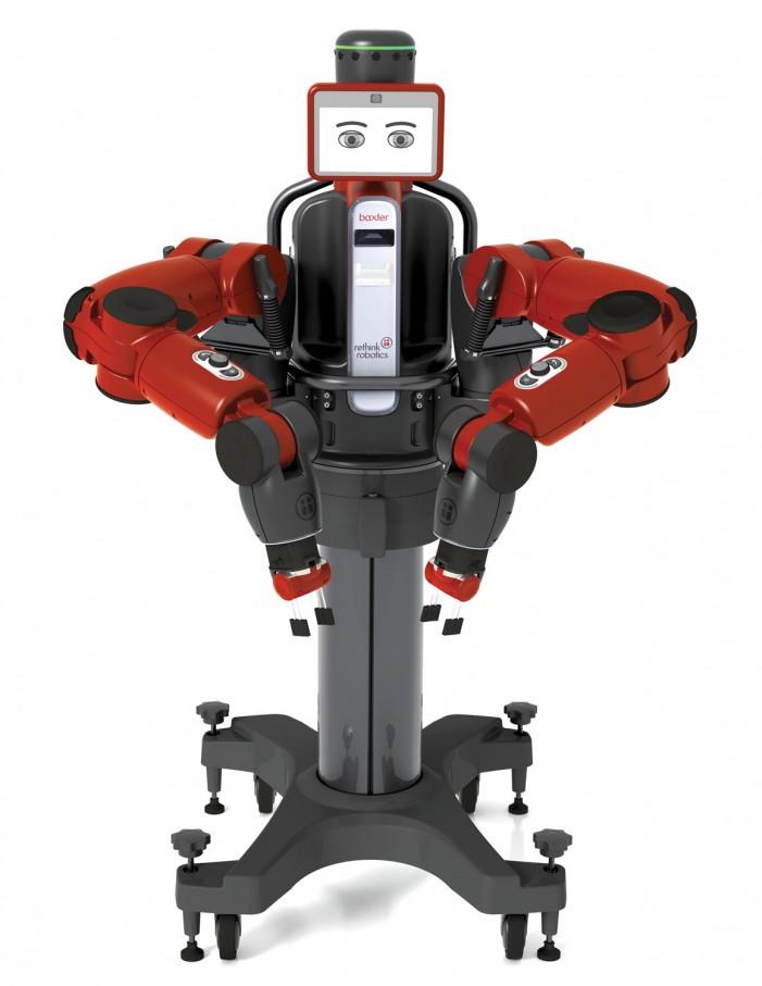 Rethink Robotics Revolutionizes Manufacturing with Humanoid Robot