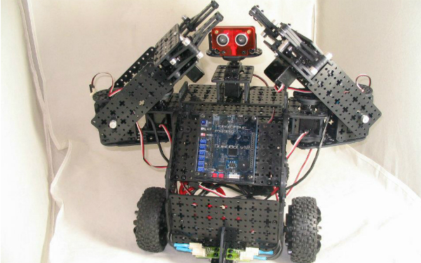 'N8 KIT', Build All The Robots You Can Imagine