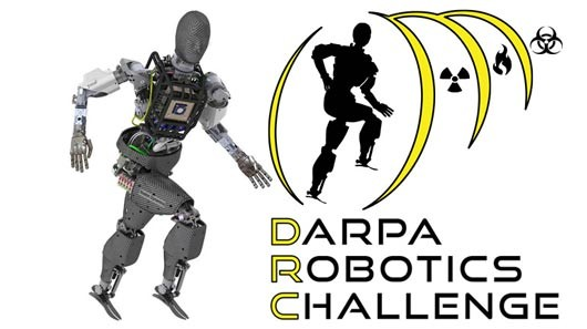 Starting work on the DARPA Robotics Challenge