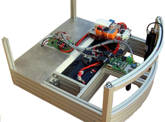 A collaborative project for robot design