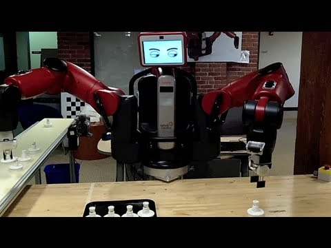 "Manufacturer robot with ""common sense"": Baxter"
