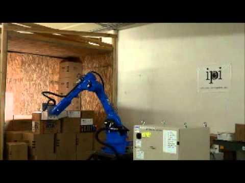Industrial Perception Inc.'s Robots with 3D Vision