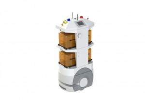 Adept TransporterCredit: Adept Technology Inc.