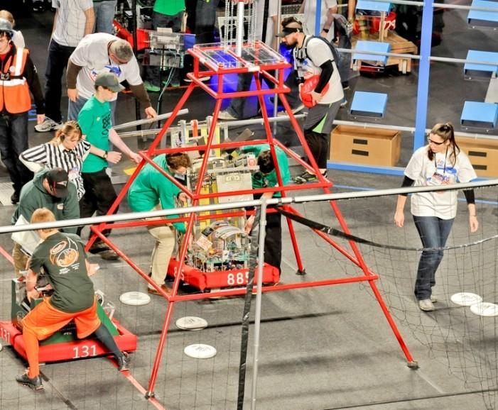 Granite State Regional FIRST Robotics Competition