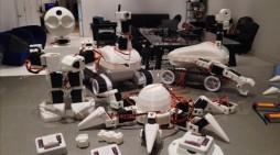 EZ-Robot platform
