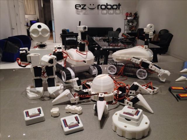 Photo By: EZ-Robot