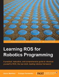 A New Book for Learning ROS - Roboticmagazine