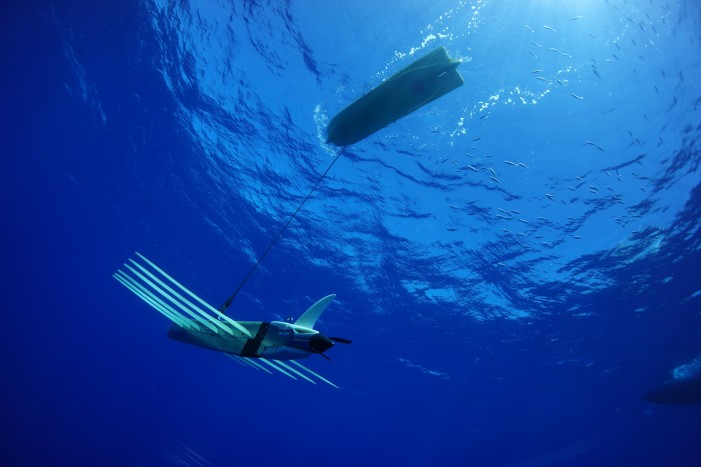 Boeing And Liquid Robotics monitoring oceans