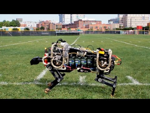 Robot Cheetah by MIT