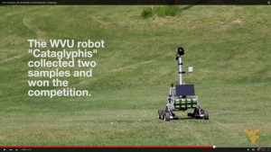 wvu competition robot