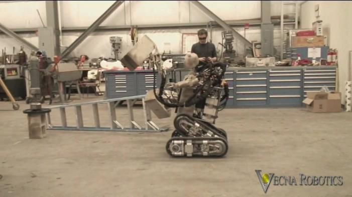 Bear: Battlefield Extraction Assist Robot