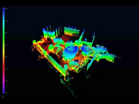 Mapping surroundings autonomously