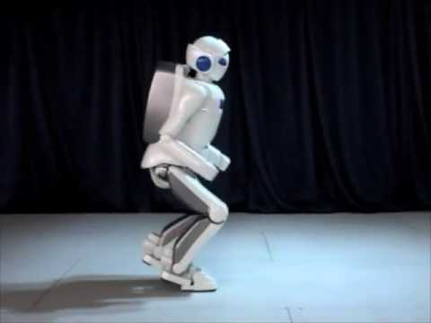 Toyota's Android Robot breaks running speed record