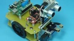 AMEX Mini Robot – The mini robot educational platform