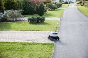 delivery starship robot 1