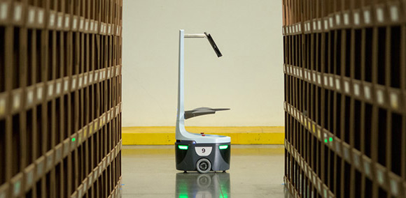 Robotic Warehouse Fulfillment System