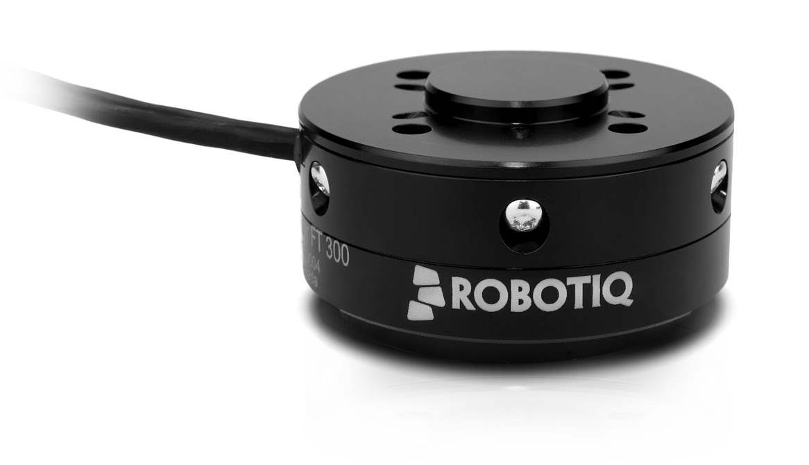 New 6-Axis Force Torque Sensor - Roboticmagazine
