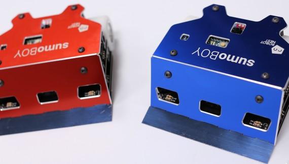 SumoBoy – a multipurpose Arduino-based kit