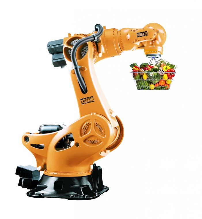 APRIL Robotic Chef to Launch