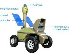 Outdoor patrolling robots