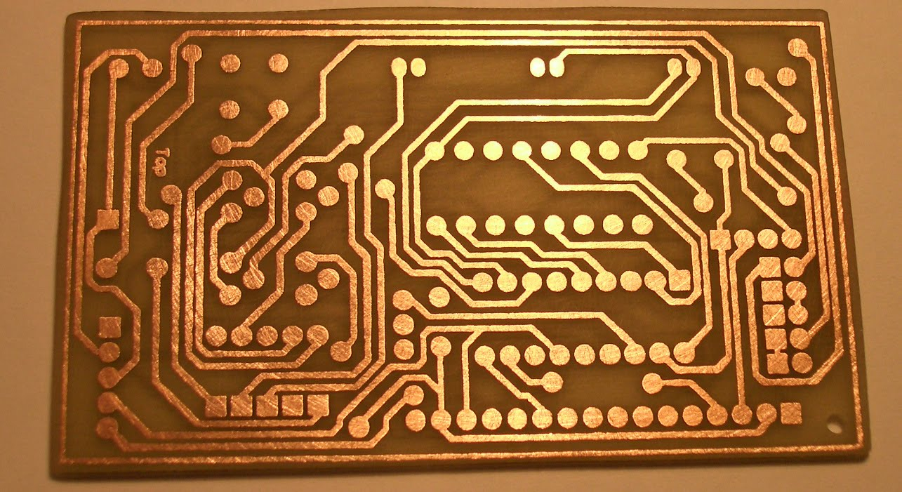 Electronic Circuit Pcb Layouting A Step By Process In What Is Image Source Printed Board An