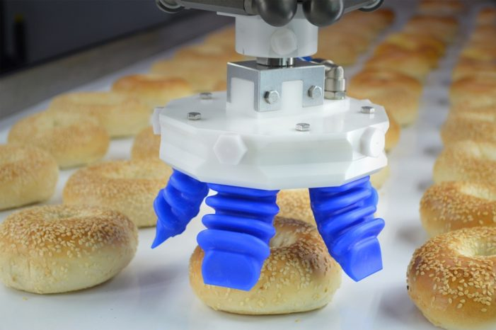 Soft Robotic grippers for packaging