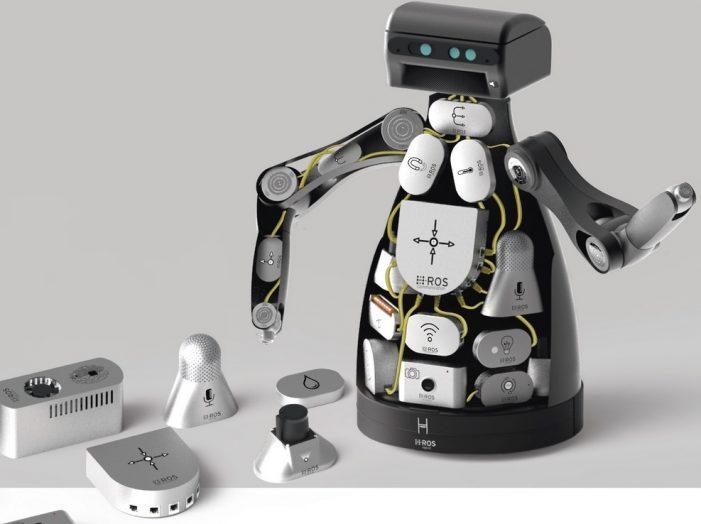 H-ROS  – Hardware Robot Operating System
