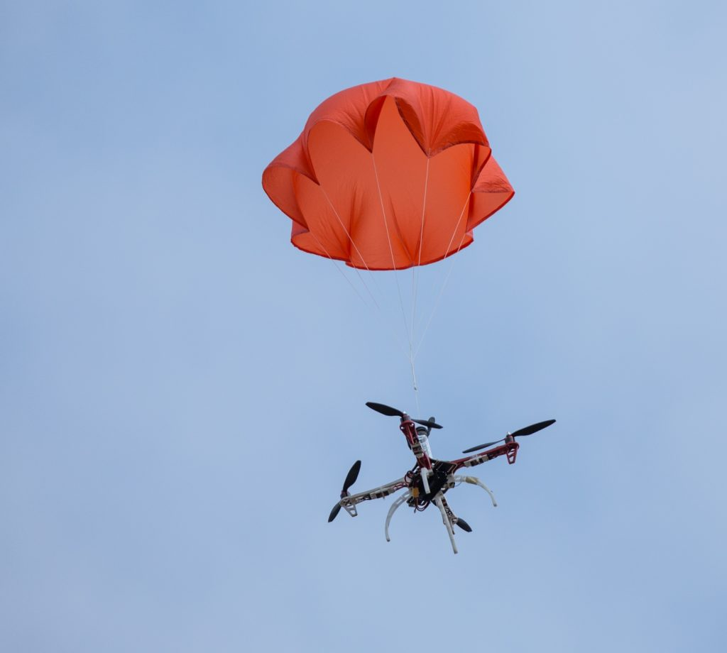 Photo Credit: Mars Parachutes - www.marsparachutes.com