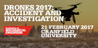 Drones 2017 – Accident & Investigation, London UK