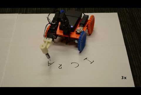 Interactive Robotic Design Tool