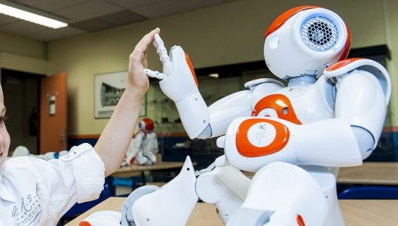 Robotherapy for children with autism