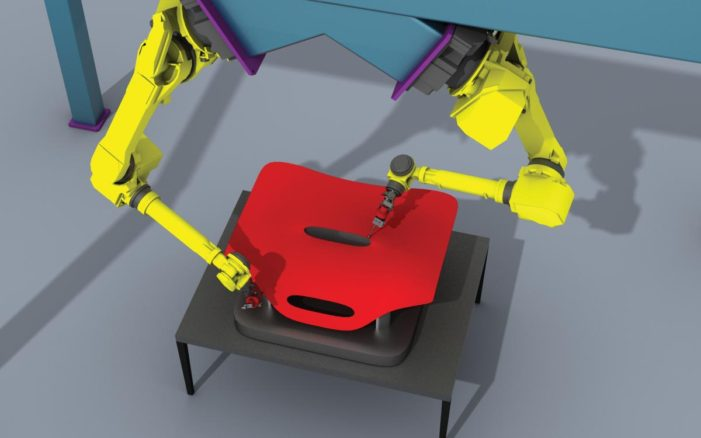 OCTOPUZ robotic programming and simulation software