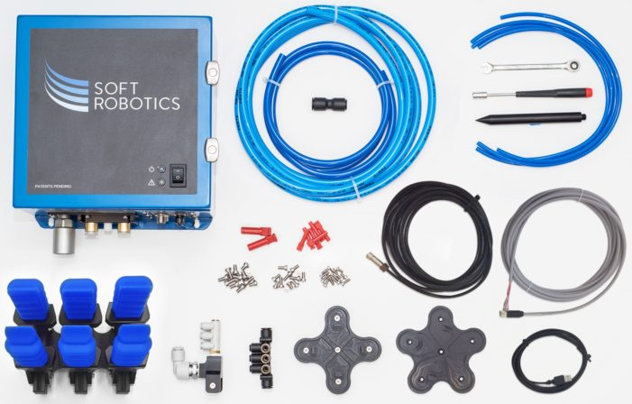 Soft Robotics Releases Development Kit 2.0