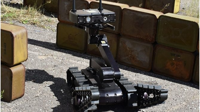 Servosila introduces Mobile Robots equipped with Software Defined Radio (SDR) payloads
