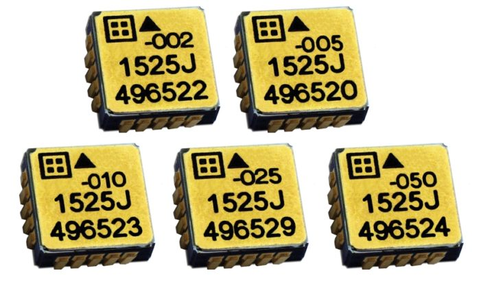 Inertial-Grade MEMS Capacitive Accelerometers